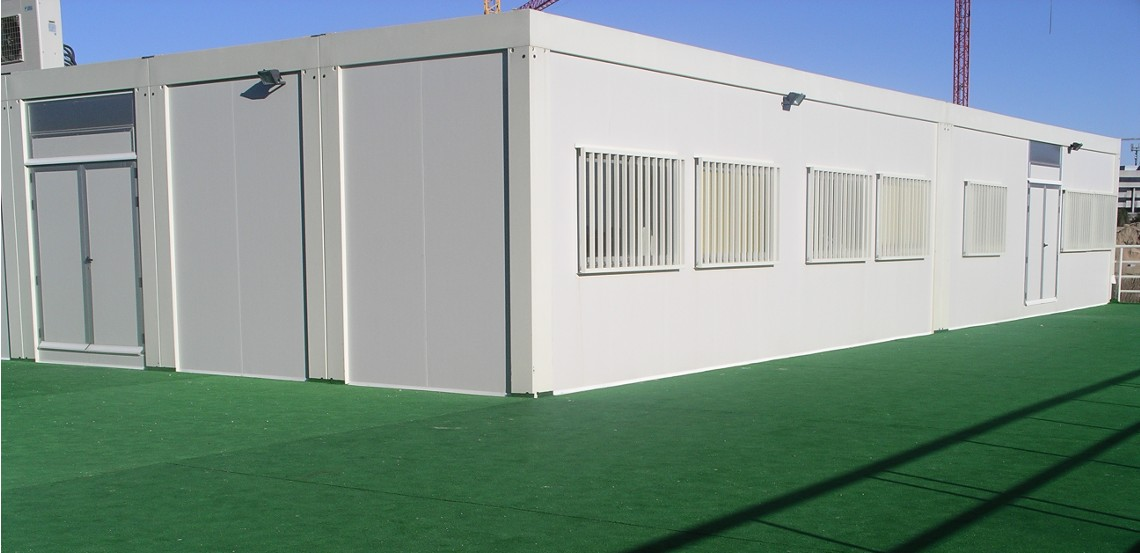 Construccion modular estandar