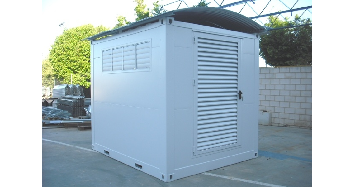 Shelter Plantas Fotovoltaicas. Soluciones Plug and Play